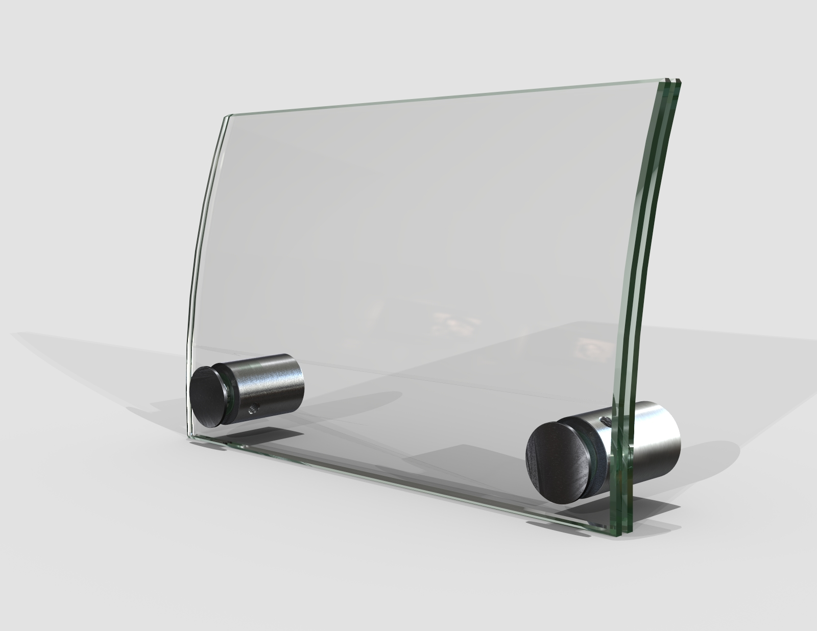 Curved Glass for Displays