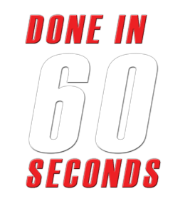 Video series Done in Sixty Seconds.