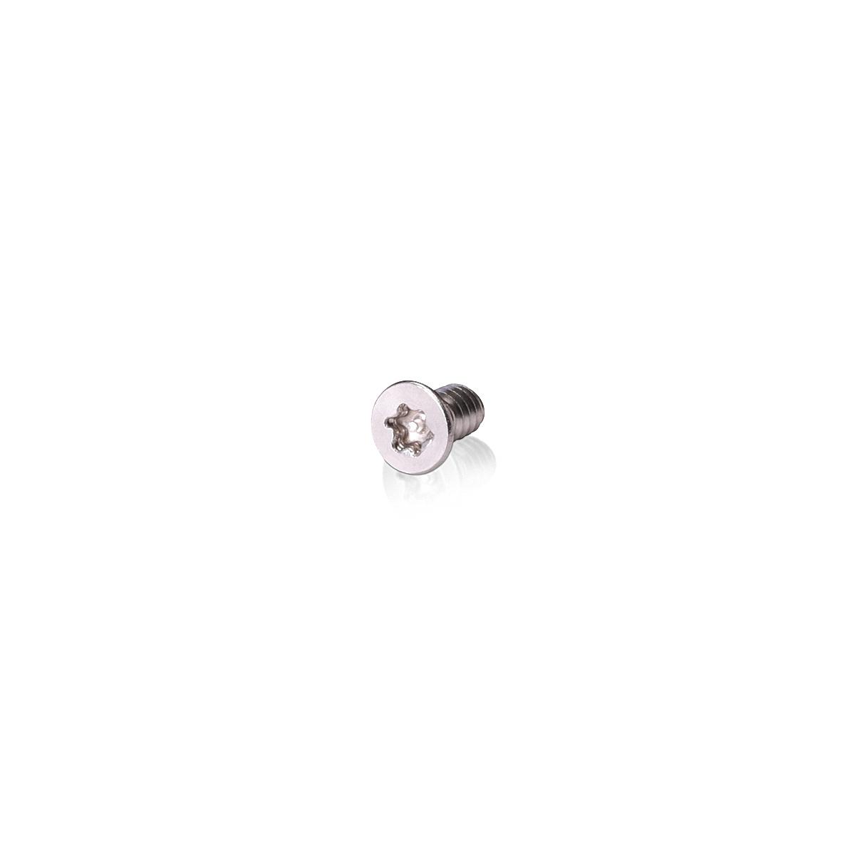#10-24 x 3/8''   Torx   Flat Head   Machine Screws   Stainless Steel 18-8