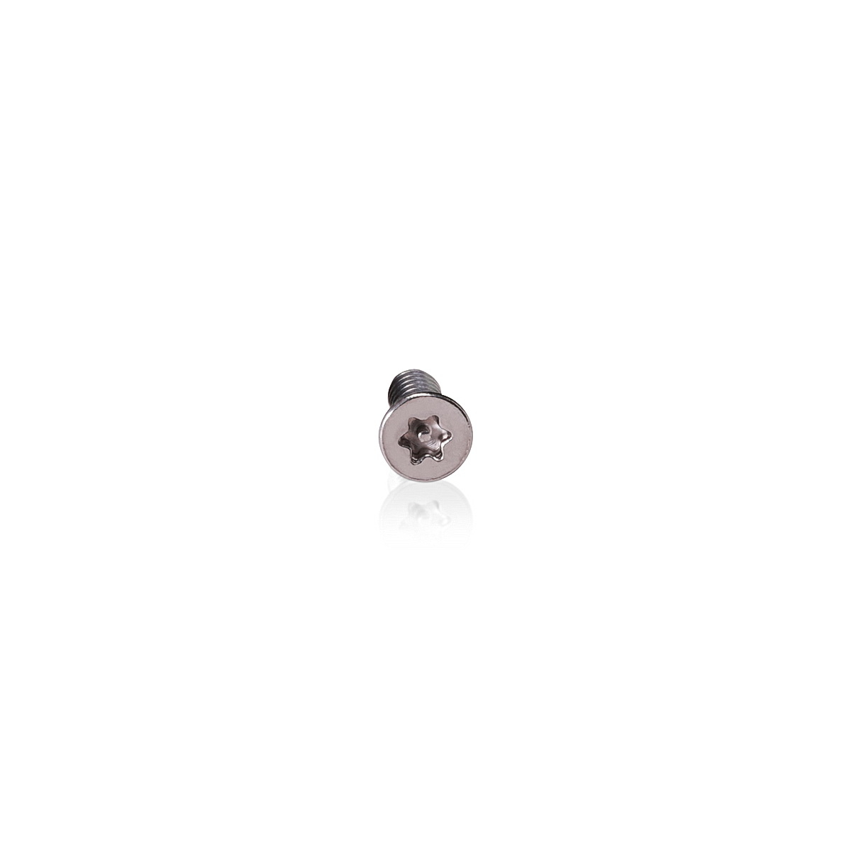 #10-24 x 1/2''   Torx   Flat Head   Machine Screws   Stainless Steel 18-8