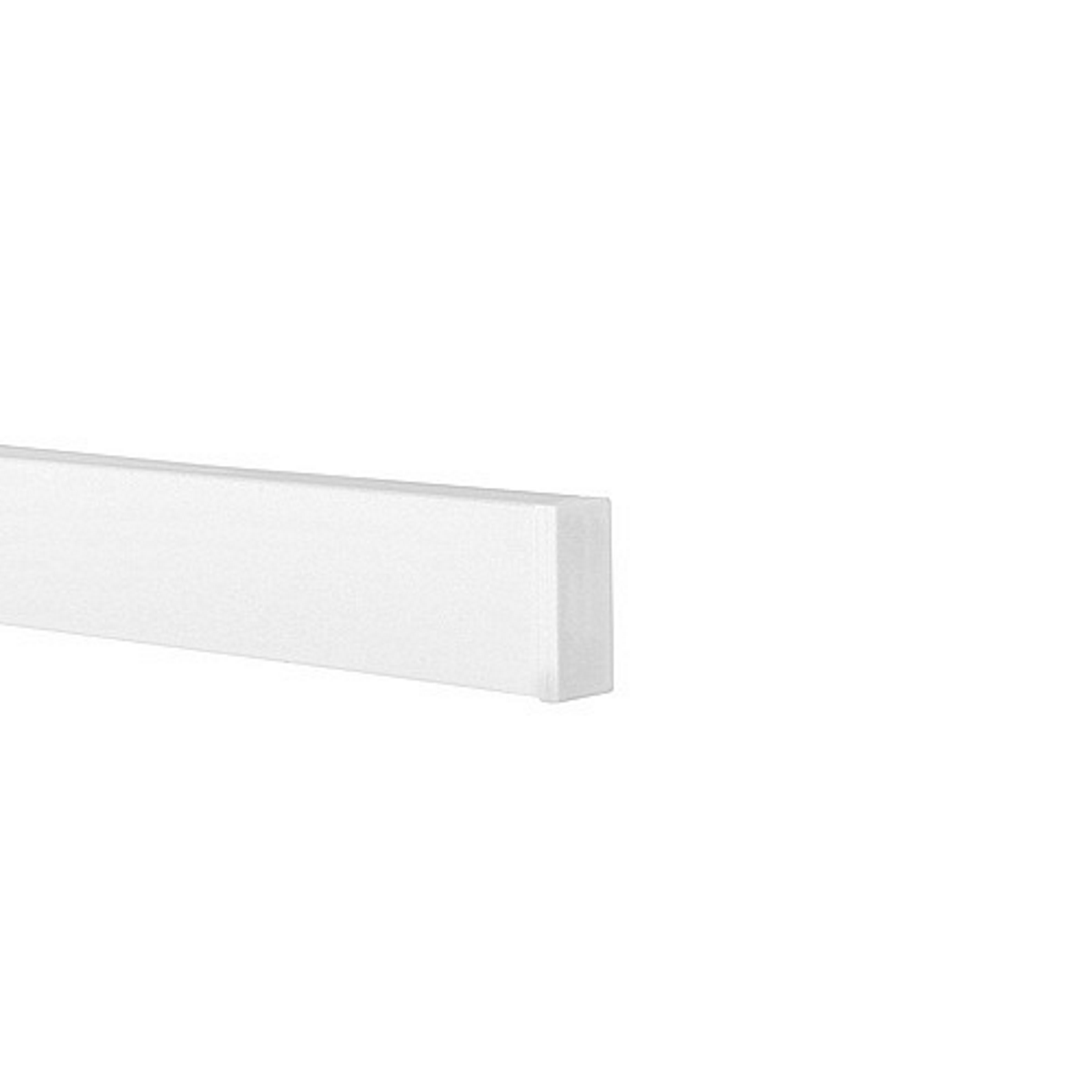 Easy Rail System, White Painted Finish