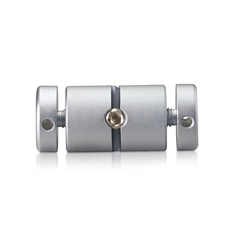 Standoff Panel Support - Up to 1/4'' - Double Sided - Standoff - Aluminum - For Cable