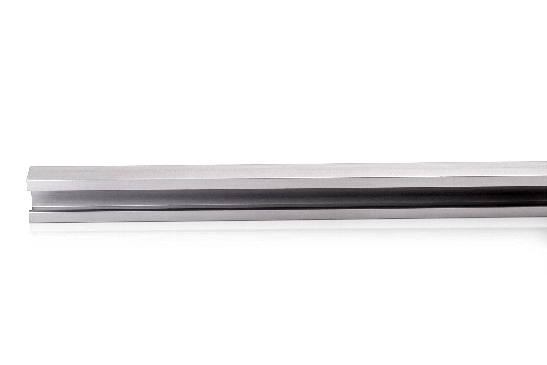 72'' Aluminum Track Clear Anodized Finish