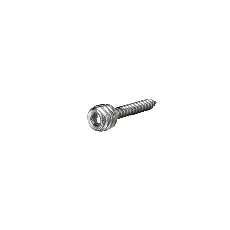 1/4-20 Combination Screw Length: 1'' Full Thread