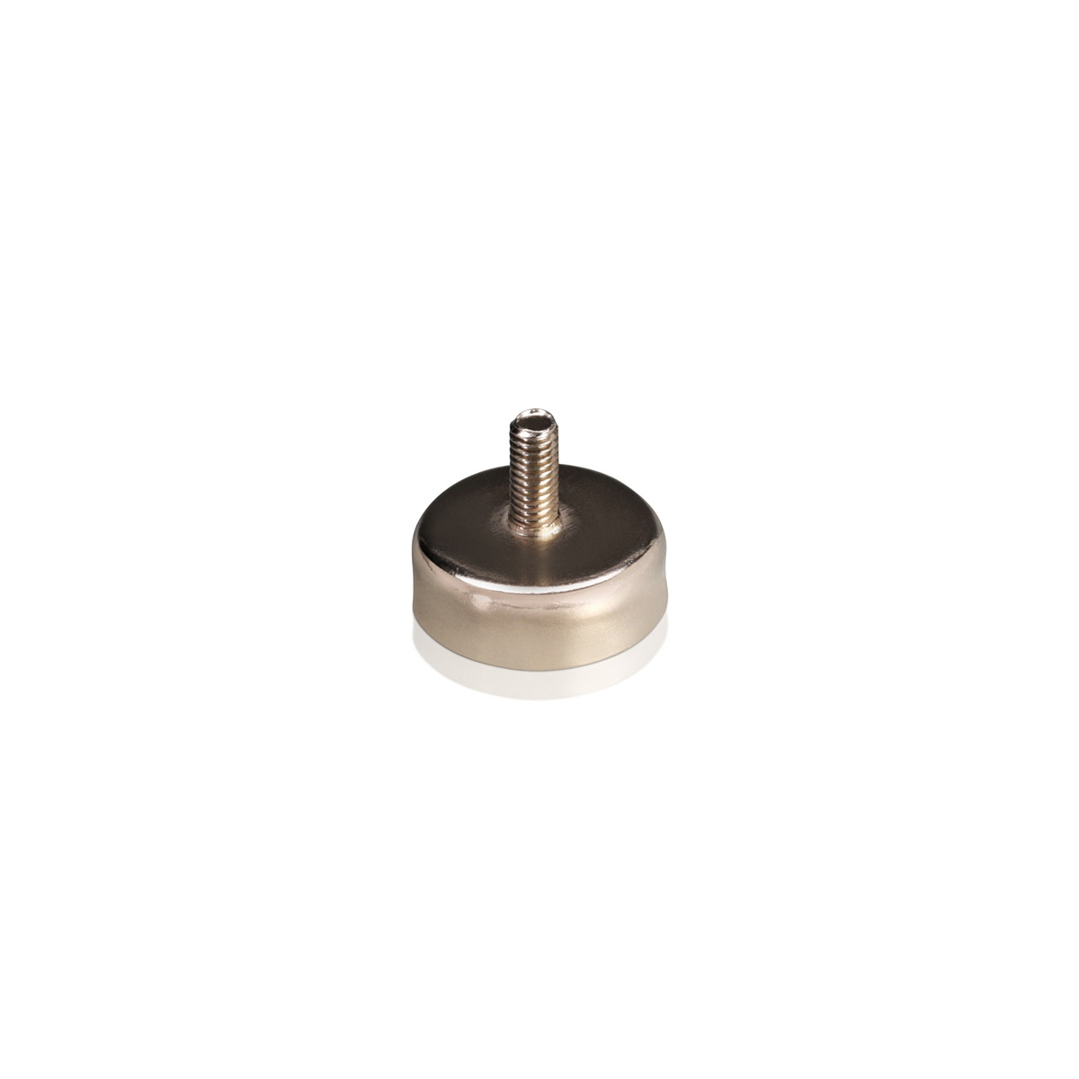 3/4'' Pot Magnet (Inside use only) Threaded M4