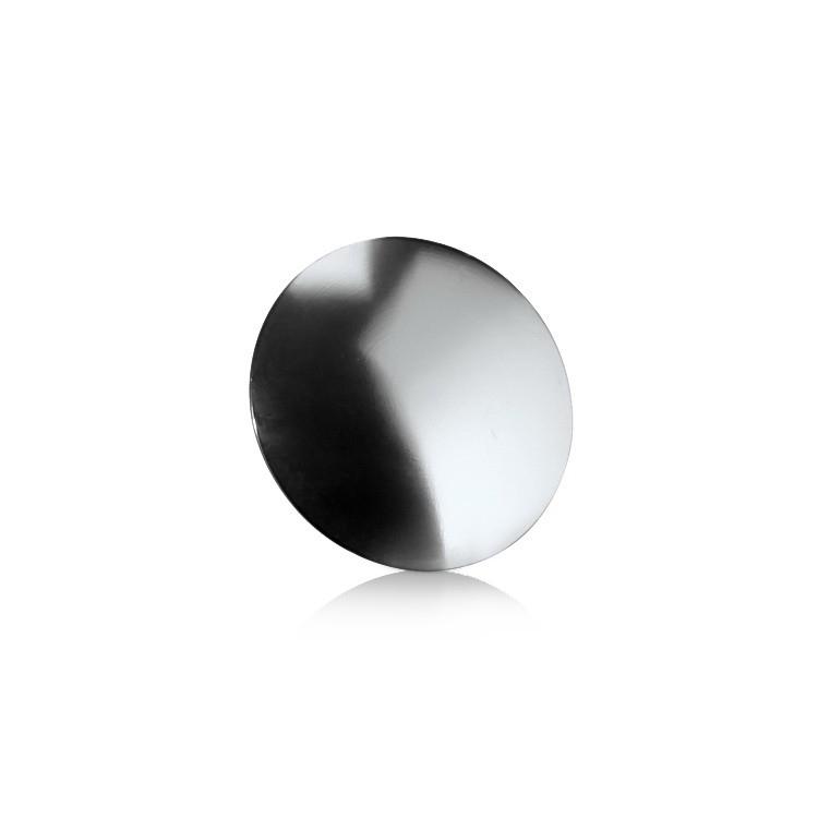 Aluminum Cap Clear Anodized