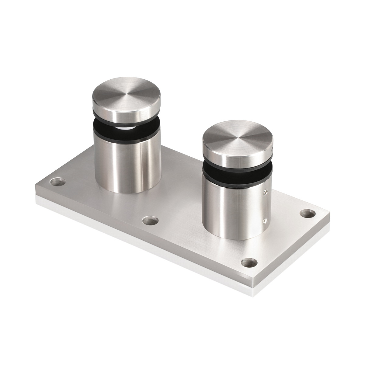 316 Brushed Stainless Steel Standard 2