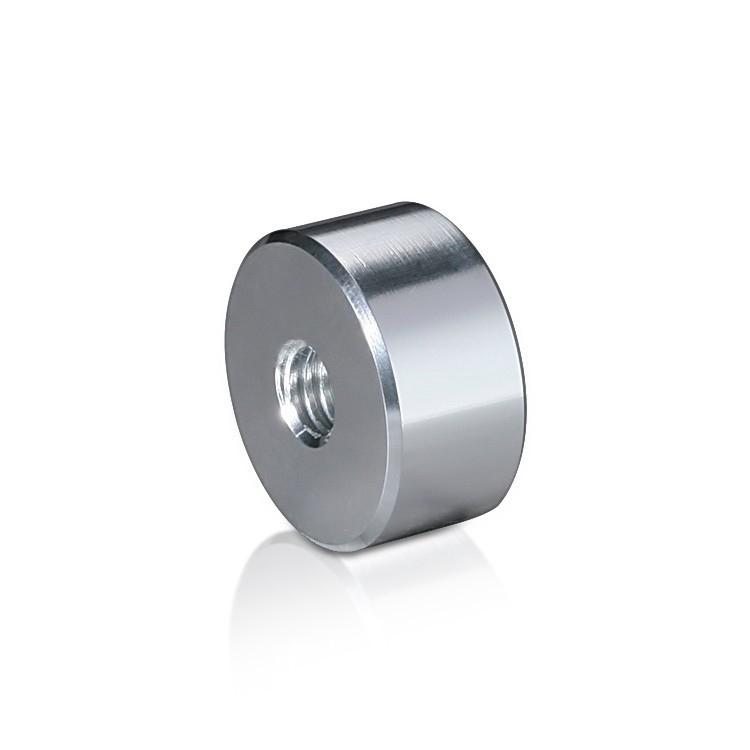 Aluminum Barrel Clear Anodized