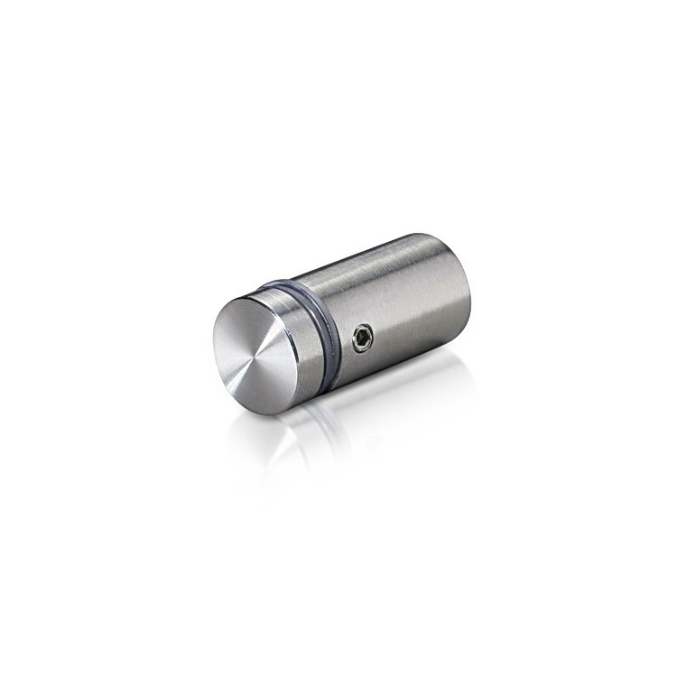 Stainless Steel Locking Standoffs, Diameter: 5/8'', Standoff: 1'', Satin Finish