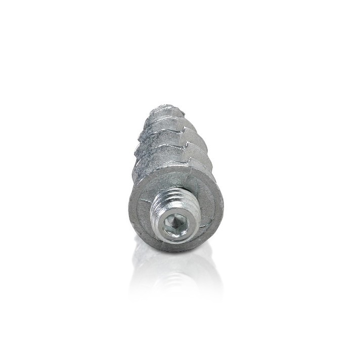 Zinc Speed Anchor With 5/16 Combination Screw, for Drywall
